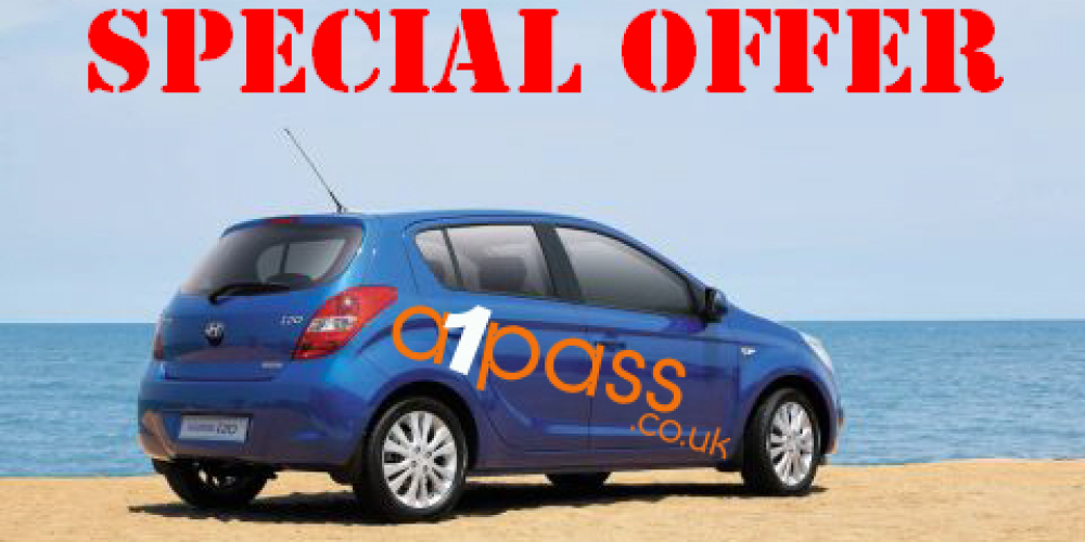 Special Offer - £11.33 ph Driving Lesson